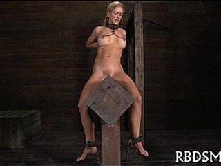 Punishment cell porn