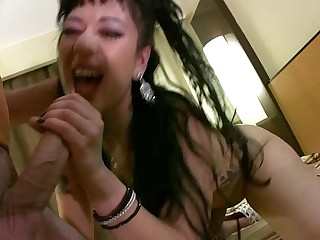 Amateur anal dusting with spanish assed unsubtle