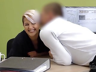 LOAN4K. Spoiled Lussy Sweet uses will not hear of lustful charms to get necessary sanctioning