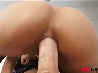 Pulsation Anal Riding Compilation #01