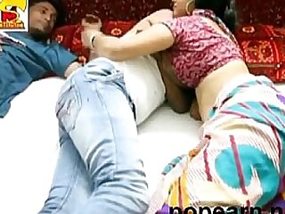 Bhabhi Hot Business With Young Devar & Husband