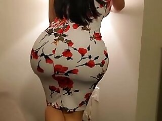 Super Latina In A Stingy Dress Gets Fucked Sympathetic