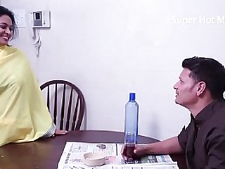 hot mallu grey aunty romance with young boy.MP4