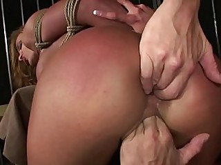 Spectacular Bon's saving except squirting milf. She's a real intercourse slave.