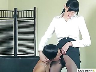 Of a male effeminate Boss Hardcore Having it away helter-skelter Office ⇨ LesbianCUMS.com